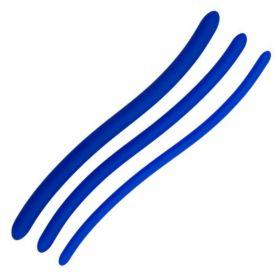 Blauw buigzame dillator set
