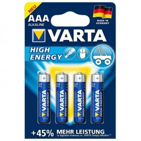 Batterijen varta AAA 1.5 Volt