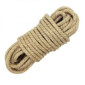 Bondage touw 10 meter Hennep