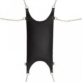 Leren sling 44 x 110 cm