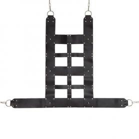 Leren sling 44 x 90 cm