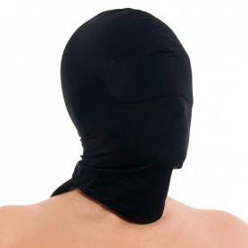 Elastisch masker compleet gesloten