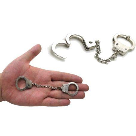 Metalen vinger of teen boeien