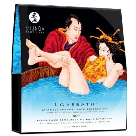 Lovebath ocean temptation