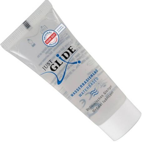Just Glide glijmiddel 50 ml