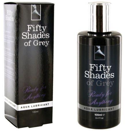 Fifty Shades ready for anything