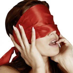 Blinddoek rood 120 cm lang