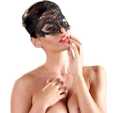 Geborduurd masker Vera