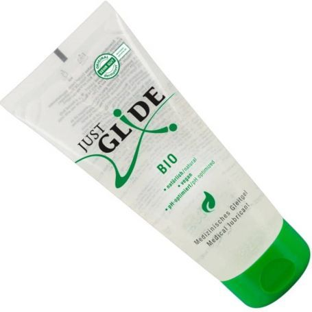 Just Glide Bio glijmiddel 200 ml