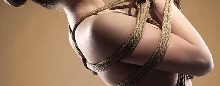 Shibari en Bondage | Touw en Tape in alle lengtes en kleuren