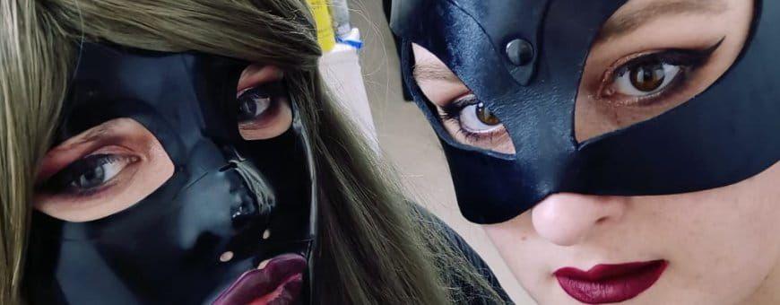Masker of blinddoek bestellen | Uitgebreide collectie