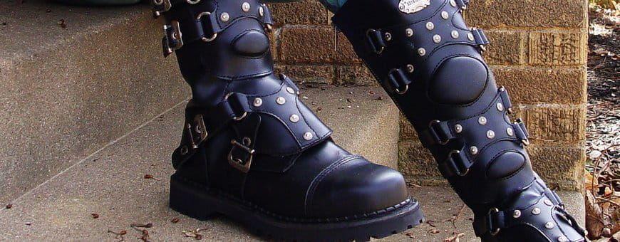 Stoere heren laarzen en schoenen