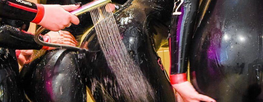 Onderhoudsmiddelen voor leren en latex kleding