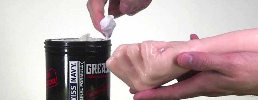 Glijmiddel speciaal voor de wat ruigere seks